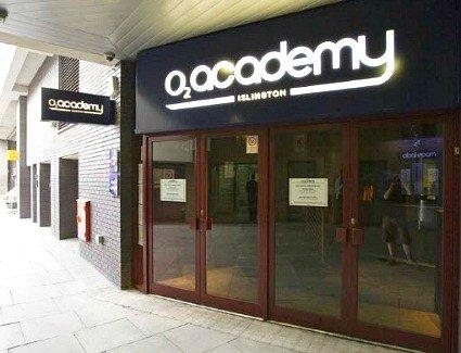 Hotels near 02 academy islington london from for Hotels 02 london
