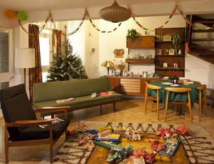 Christmas Past at Geffrye Museum