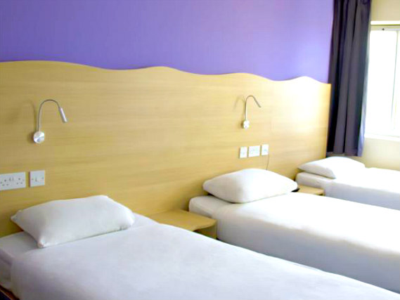 Your room will be fully equipped