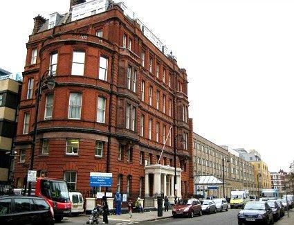 Great Ormond Street Childrens Hospital London
