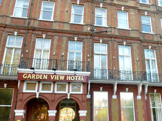 The staff are looking forward to welcoming you to Garden View Hotel