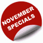 London hotels special offers for November 2014