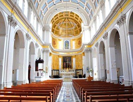 Covent Garden Catholic Church Garden Ftempo
