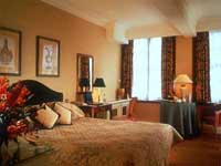 A double room at Radisson Edwardian Mayfair