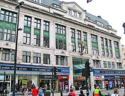 Marks & Spencer, Oxford Street, London | Shopping