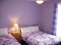 A typical twin room at Islington Inn