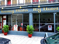 Tommy Miahs Raj Hotel London, 3 Star Hotel, Islington, Central London