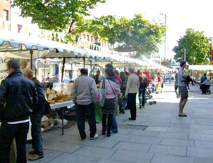 Archway Market, London