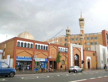 Book a hotel near East London Mosque