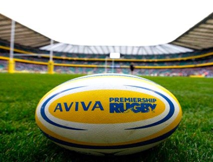 Aviva Premiership Rugby Final at Twickenham Stadium, London