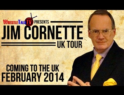 Live And Uncensored Jim Cornette, London