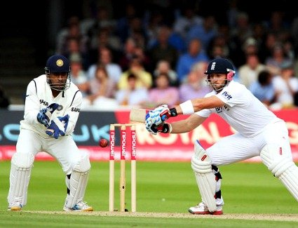 Fifth Test Match - England v India, London