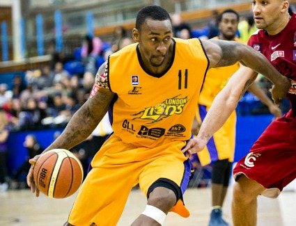 London Lions Vs Leicester Riders, London