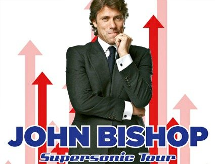 John Bishop Supersonic at Royal Albert Hall, London