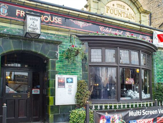 Fountain Hotel London is situated in a prime location in Tottenham close to Seven Sisters Station