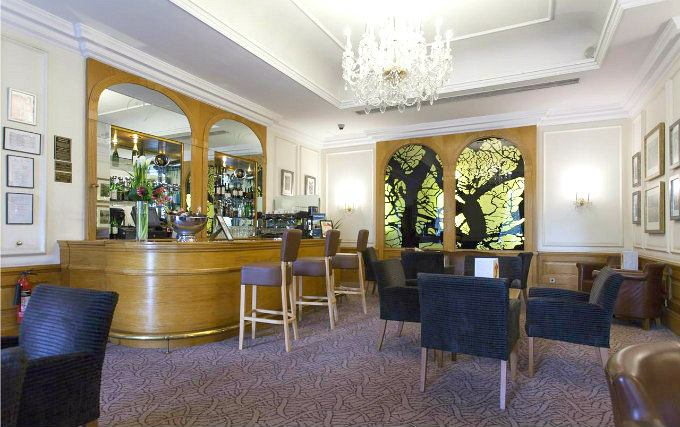 Bar at Thistle Hotel Hyde Park
