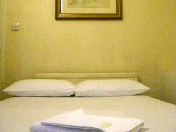 A double room at Fitzroy Hotel is perfect for couple