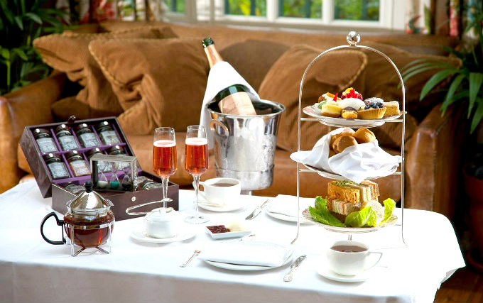 Enjoy a delicious Breakfast at Montague On The Gardens