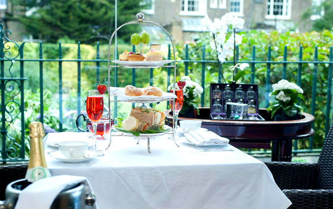Enjoy a great breakfast at Montague On The Gardens
