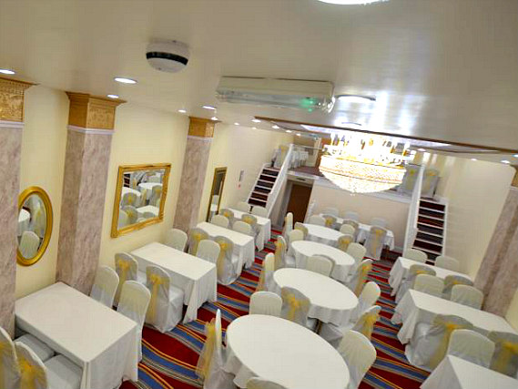 Best Western Greater London Ilford can also be hired for as a wedding venue