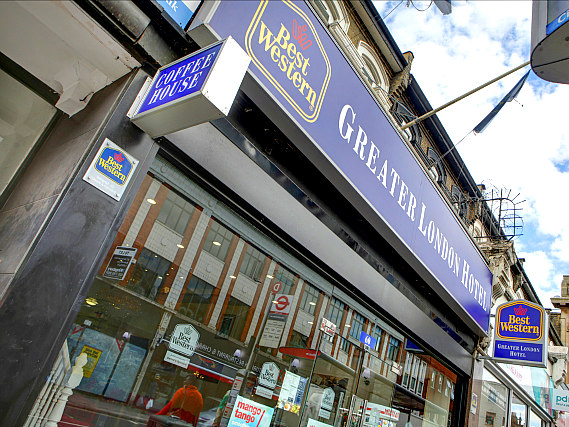Best Western Greater London Ilford is situated in a prime location in Ilford close to Ilford Train Station