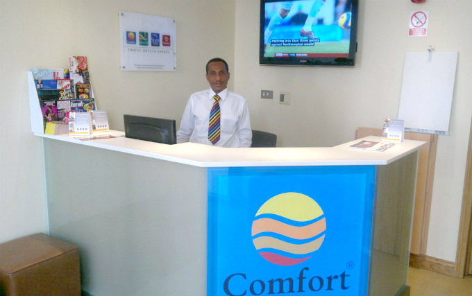 The staff at Comfort Inn Hyde Park will ensure that you have a wonderful stay at the hotel