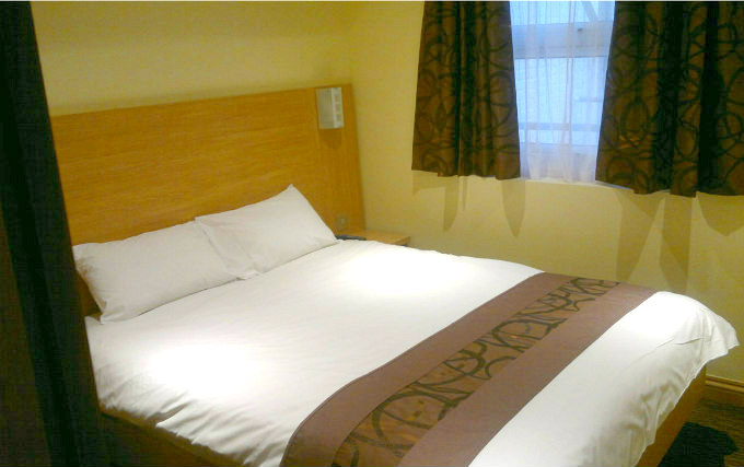Double Room at Comfort Inn Hyde Park