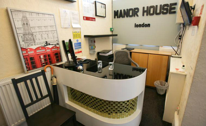 Manor House London has a 24-hour reception so there is always someone to help