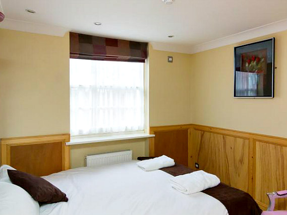 Double Room at Excelsior Hotel