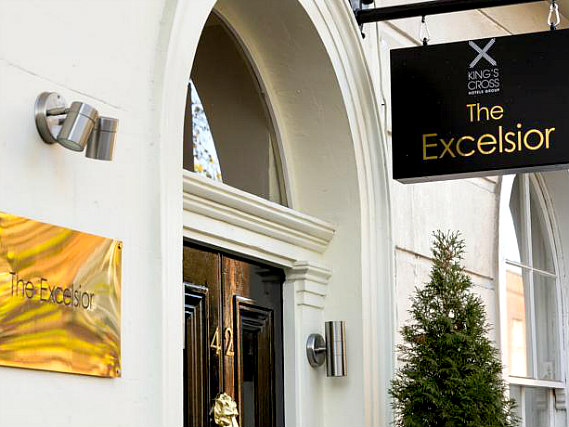 The staff are looking forward to welcoming you to Excelsior Hotel