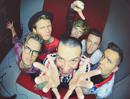 McBusted at The O2 Arena, London