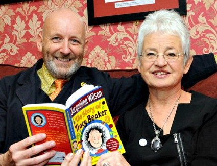 Daydreams and Diaries The Story of Jacqueline Wilson, London