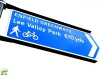 You are walking distance from the park and river (Lee Valley Riverside Walk)
