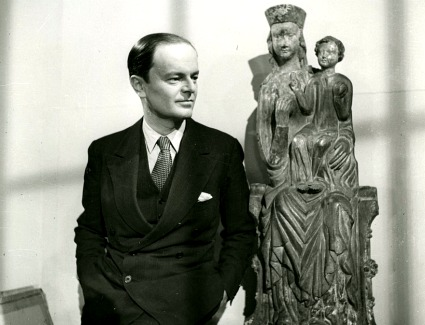 Kenneth Clark Patron And Pundit at the Tate Britain, London