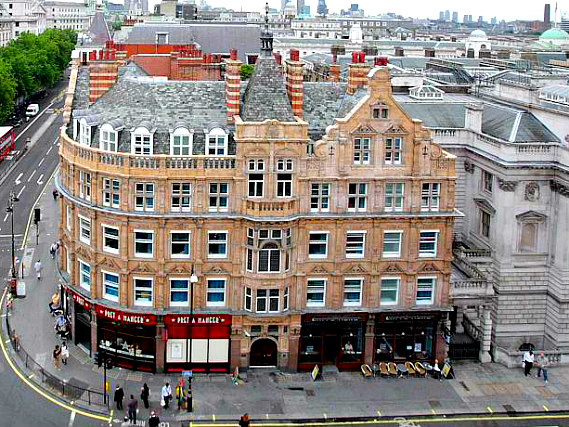 Duchy House is located close to Aldwych Theatre