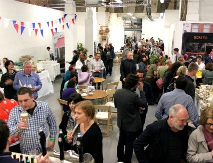 London Wine Fair at Olympia Exhibition Centre, London