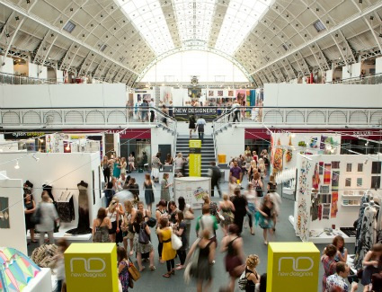 New Designers Exhibition Part One at Business Design Centre, London