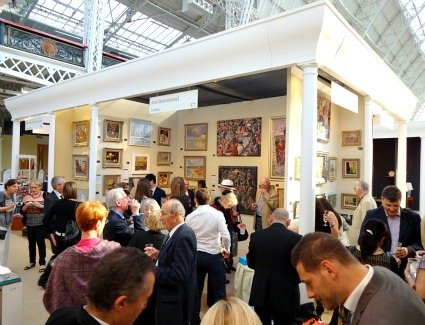 Olympia International Fine Art & Antiques Fair at Olympia London, London