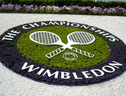 Wimbledon Finals at The All England Lawn Tennis and Croquet Club, London