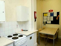 Kitchen facilities available