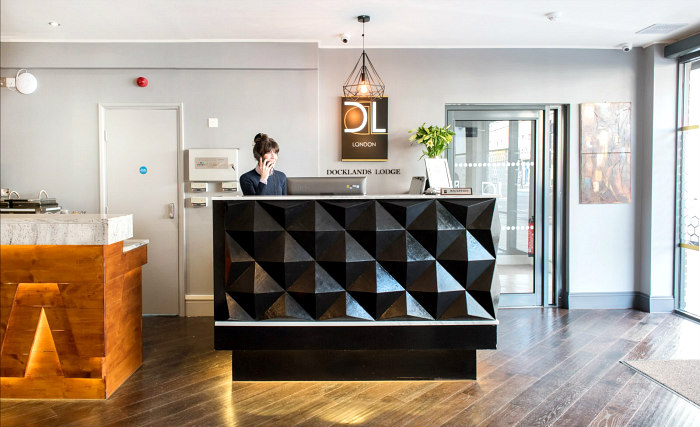 Docklands Lodge Hotel London has a 24-hour reception so there is always someone to help