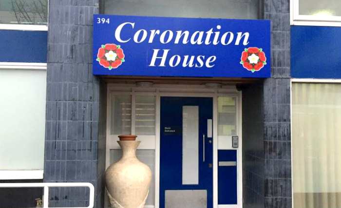 Coronation House is situated in a prime location in Leyton