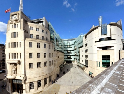 BBC Broadcasting House Tour, London