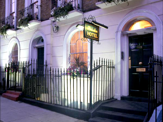 Swinton Hotel is situated in a prime location in Kings Cross close to Kings Cross Station