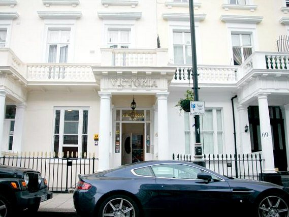 Victoria Inn London is situated in a prime location in Victoria close to St Georges Square