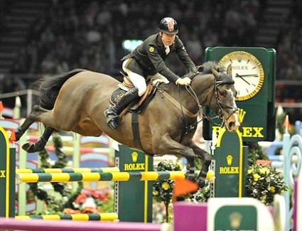 London International Horse Show at Olympia London