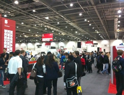 Skills London at ExCel London Exhibition Centre, London