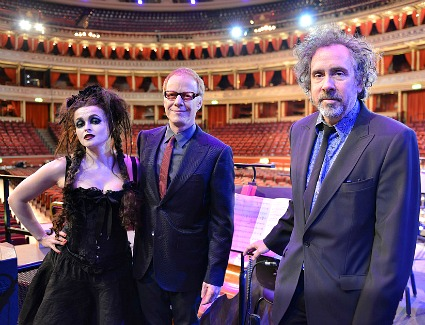 Danny Elfmans Music from the Films of Tim Burton at Royal Albert Hall, London