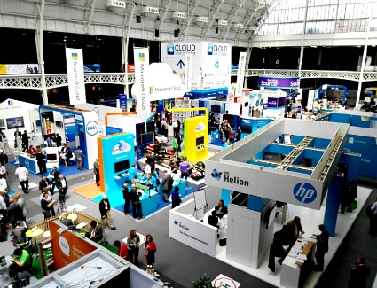 Cloud World Forum at Olympia Exhibition Centre, London