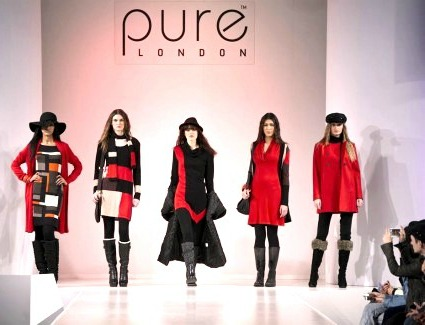Pure London at Olympia Exhibition Centre, London
